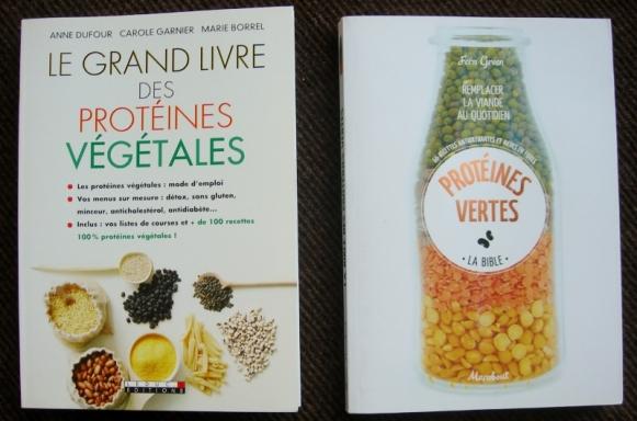 livres protéines